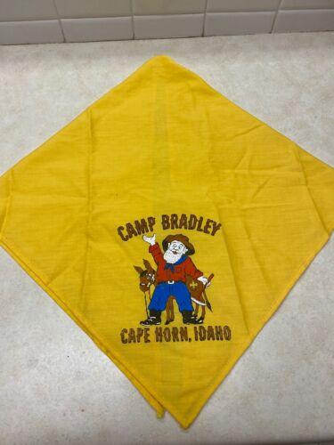 Camp Bradley Neckerchief - Cape Horn, Idaho