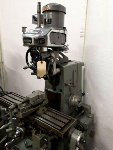 Vertical Milling Attachment Clausing 8540 / Bridgeport M Head