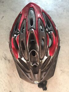 Louis Garneau bike helmet