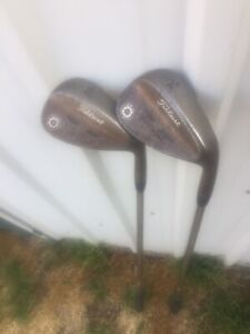 Titleist Rusty Vokey Design Wedge Set