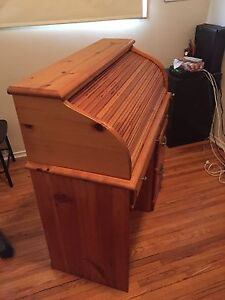 ROLL TOP DESK.  For sale