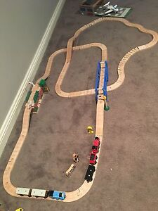 Thomas the Tank Engine Train Set Kellyville The Hills District Preview