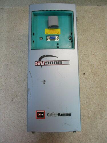 CUTLER-HAMMER SV9000 MOTOR CONTROLLER #722800G USED