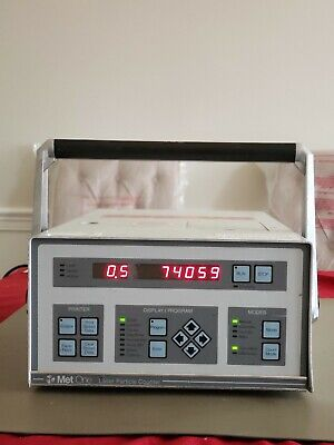 Met One Model A2408-1-115-1 Laser Particle Counter