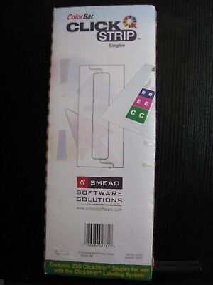 Smead 02781  Smartstrip Labeling System [for Laser Printers]  250 Labels