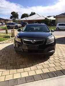 2010 Holden cruze Automatic Black  Cat 1.8l Petrol Ellenbrook Swan Area Preview