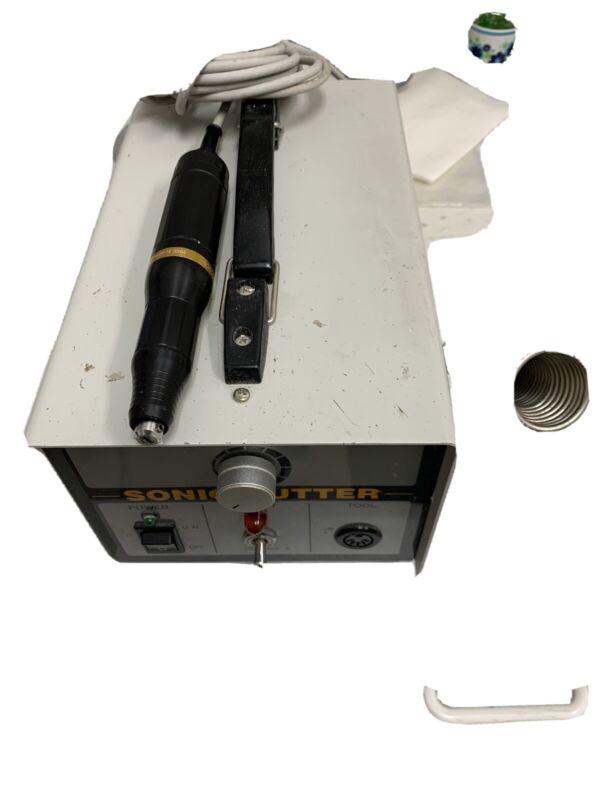 NSK NAKANISH SONIC-CUTTER NE-80 ULTRASONIC CUTTER CONTROL UNIT