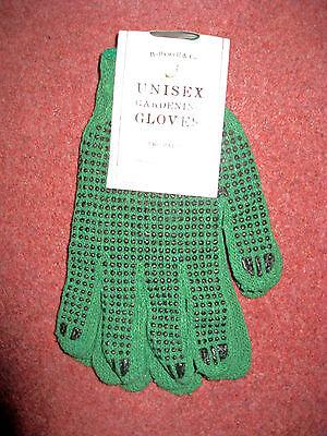 BN pair of HONEYWELL green UNISEX GARDENING GLOVES