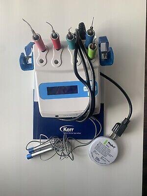 Used Kerr Ultra-waxer 2 Equipment Dual Handle Electronic Waxer 34844