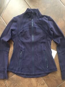 BNWT lululemon Define Jacket size 8