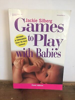 Games to Play with Babies by Jackie Silberg (2001, Paperback, Revised)* - Games With Babies