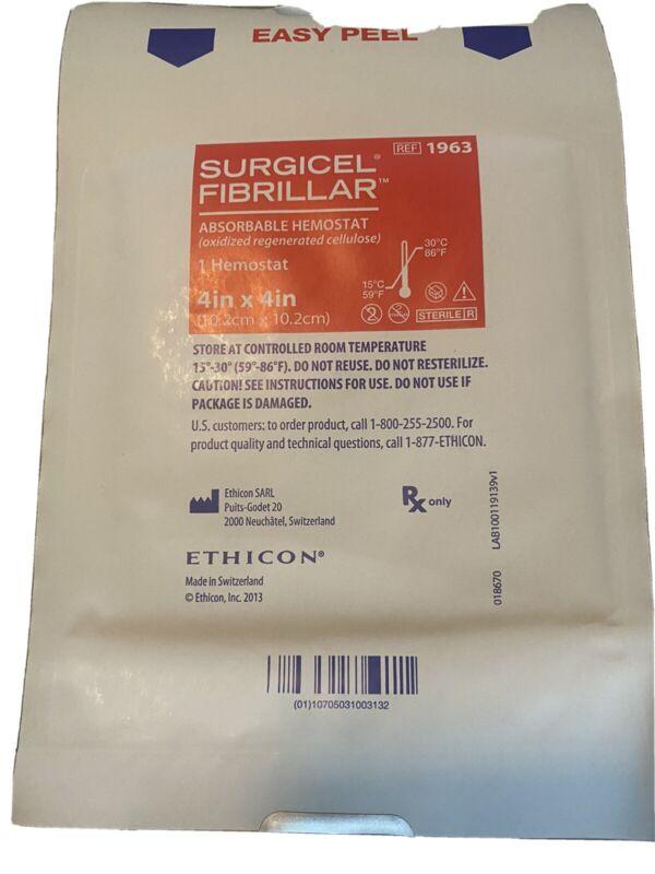 SURGICEL FIBRILLAR  absorable hemostat