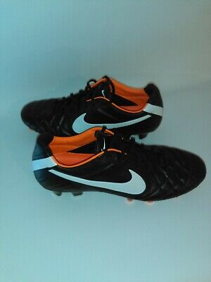 Nike Tiempo Legend IV Firm Ground Football Boots, size UK 12.