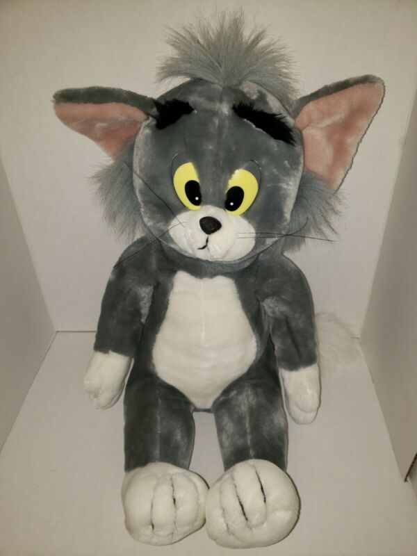"20"" 1985 Vintage Tom & Jerry Tom Cat Plush"
