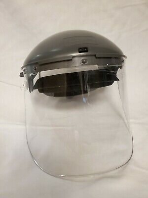 Honeywell Face Shield With 3-c Headgear