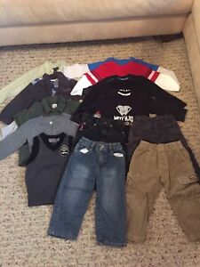 Boys clothes Size 24 months - 2T