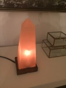 Obelisk Salt lamp
