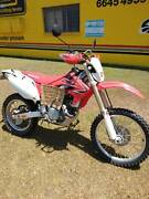 2009 Honda CRF450X Maclean Clarence Valley Preview
