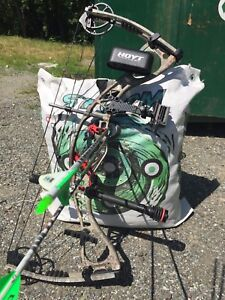 Arc hoyt charger