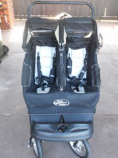 Baby Jogger City Double Pram - a Steal of a Deal! Mill Park Whittlesea Area Preview
