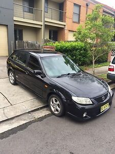 Mazda 323 SP20 Hatchback 2001 Mayfield East Newcastle Area Preview