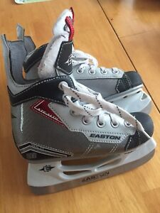 Kids Easton skates size 12