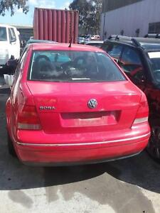 NOW WREAKING VOLKSWAGEN BORA RED COLOR ALL PARTS 2007 Dandenong South Greater Dandenong Preview