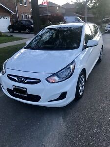 Hyundai Accent GL Hatchback AUTOMATIC-  LOW MILEAGE
