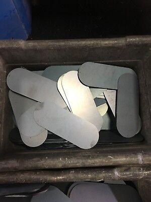 50 Lbs. Metal Scrap - Metal Steel Drops Scrap