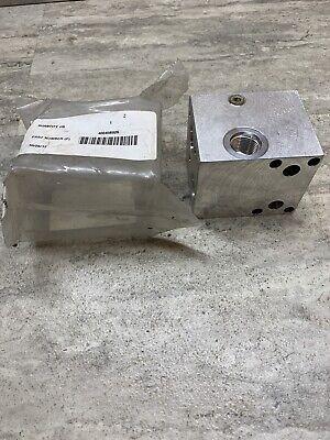 40045bwn C08767 Hydraulic Manifold For Braden Winch Daman 58t New