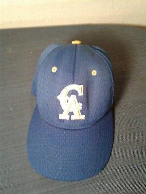 6f82377af Richardson Pro Series Strapback CA Blue Yellow Ball Hat Cap (hb13)