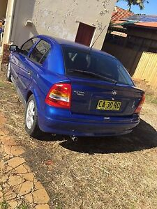 2005 Holden Astra Hatchback Ashfield Ashfield Area Preview