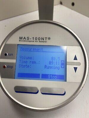 Mbv Mas-100 Nt Microbiological Air Sampler Merck Millipore