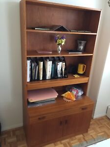Teak Wall Units | Kijiji in Barrie. - Buy, Sell & Save with Canada\'s ...