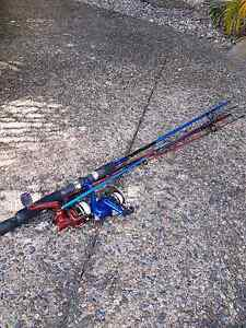 fishing rods Mooroobool Cairns City Preview