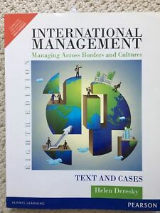 International management eighth edition