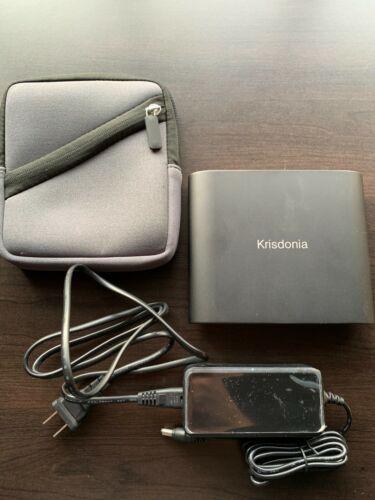 Krisdonia Portable Laptop Charger (TSA-Approved) 92.5Wh/25000mAh Travel Laptop