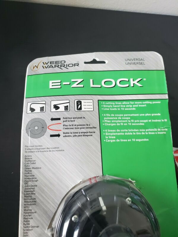 WW EZ Lock Head (PRE-OWNED)