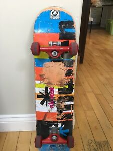 Custom Mullen Almost Skateboard