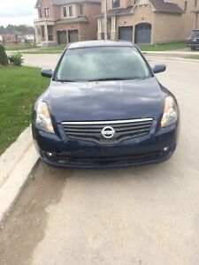 2009 NISSAN ALTIMA LOW KM + LEATHER SEATS*
