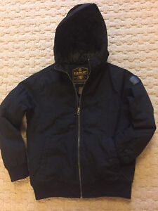 Boys Element Fall Coat Size L