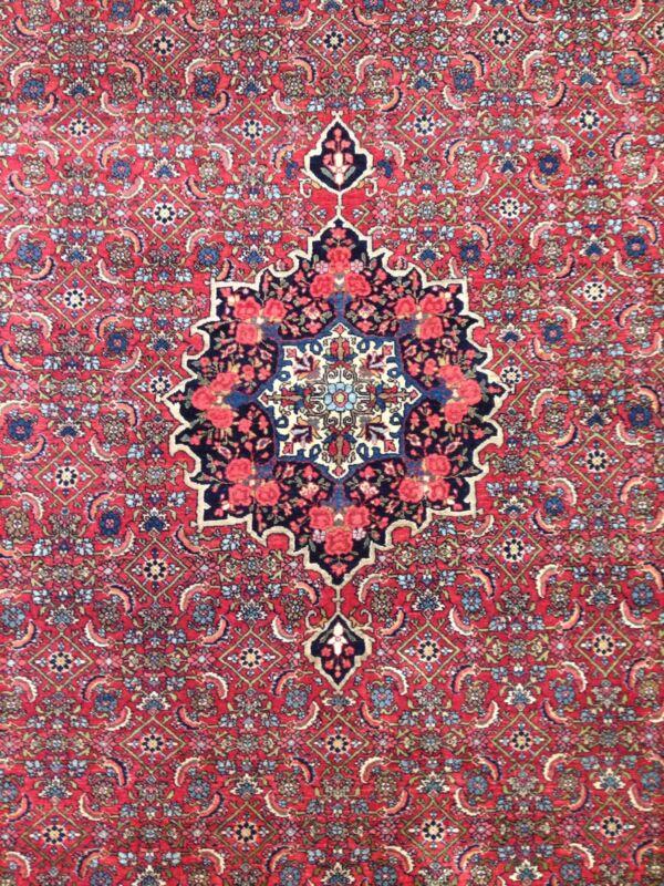 Tremendous Tribal - 1890s Antique Halvai Rug - Oriental Carpet - 5 X 7 Ft