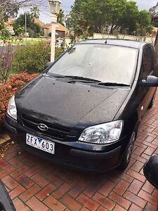 Hyundai Getz Mickleham Hume Area Preview