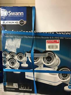 Swan CCTV 8 Channel Security Camera system