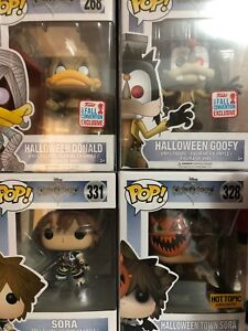 Kingdom heart funko pop