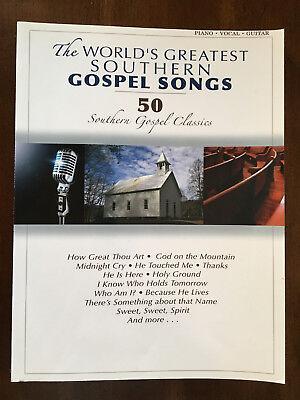 Christian, Gospel - Southern Gospel
