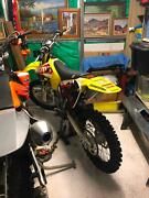 Suzuki RM 125 2006 Model Georges Hall Bankstown Area Preview