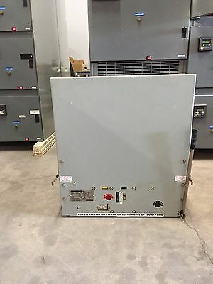 VB1-4.16-350-3 General Electric 1200 Amp 5 kV GE ML-18 Power Vac 1200A VB1