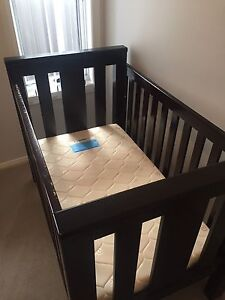 TasmenEco cot and change table Bonnells Bay Lake Macquarie Area Preview