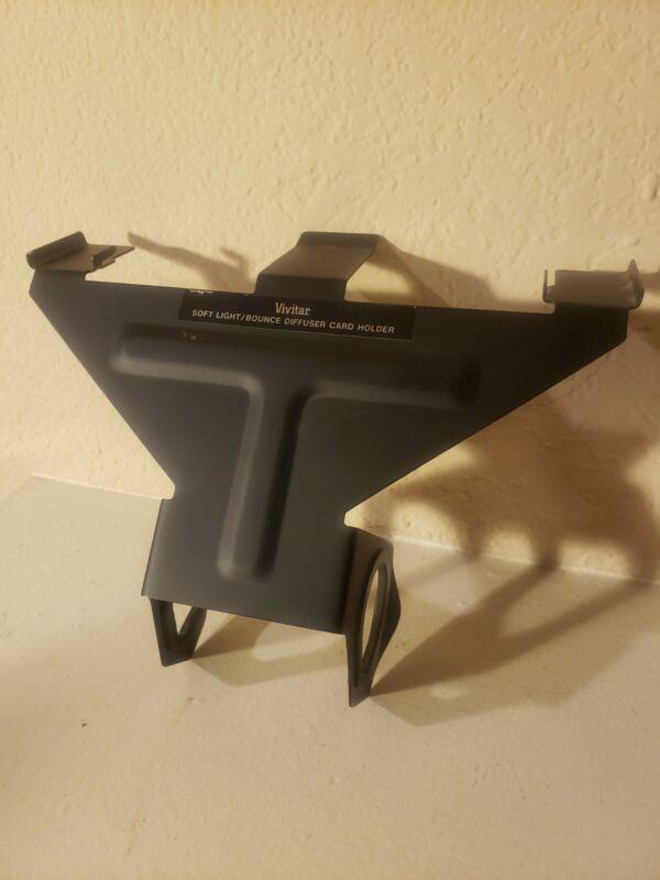 VIVITAR SOFT LIGHT/BOUNCE DIFFUSER KIT FOR MODEL 283 FLASH